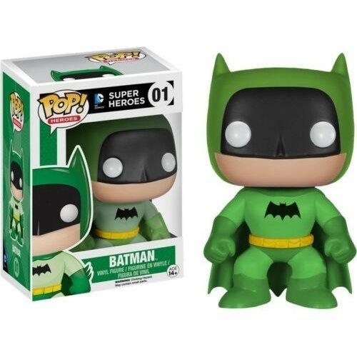 #01 - Batman (Verde)  (Stato: Nuovo)