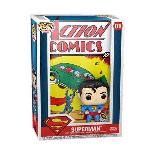 #01 - Superman  (Stato: Nuovo)