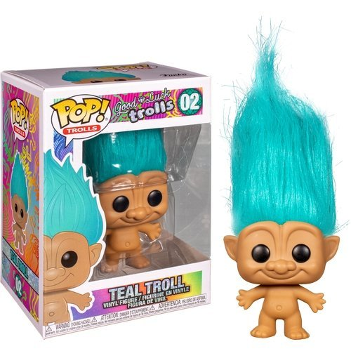 #02 - Teal Troll  (Stato: Nuovo)