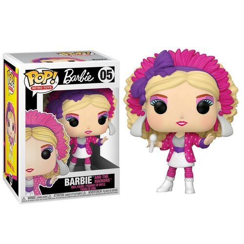 #05 - Barbie and the Rockers  (Stato: Nuovo)