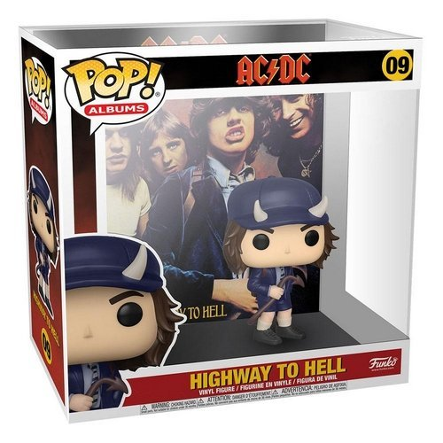 #09 - Highway to Hell (AC/DC)  (Stato: Nuovo)