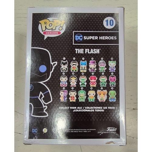 #10 - the Flash  (Stato: Nuovo con Scatola Danneggiata)