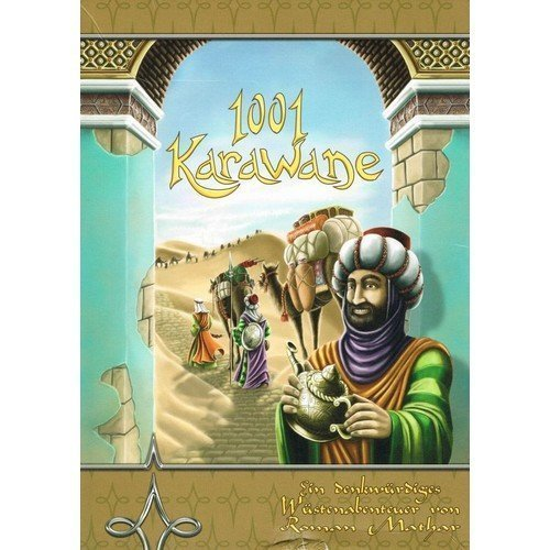 1001 Karawane  (Lingua: Inglese, Tedesco - Stato: Usato)