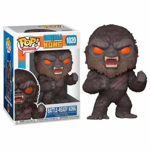 #1020 - Battle-Ready Kong  (Stato: Nuovo)