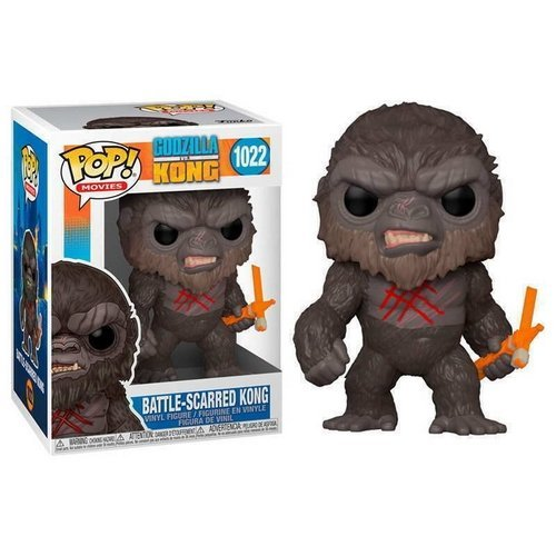 #1022 - Battle-Scarred Kong  (Stato: Nuovo)