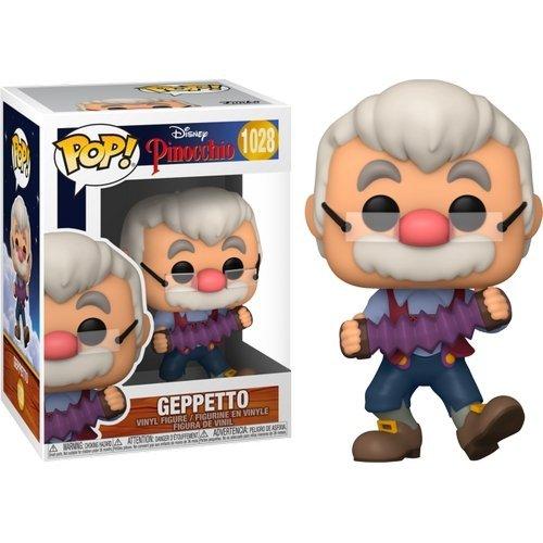 #1028 - Geppetto  (Stato: Nuovo)