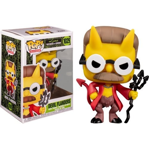 #1029 - Devil Flanders  (Conditions: New)