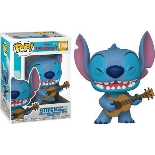 #1044 - Stitch con Ukulele  (Stato: Nuovo)