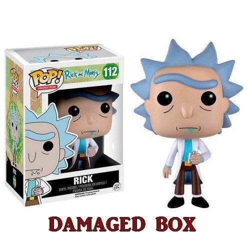 #112 - Rick  (Stato: Nuovo con Scatola Danneggiata)