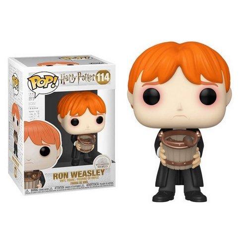 #114 - Ron Weasley (Vomita Lumache nel Secchio)  (Stato: Nuovo)