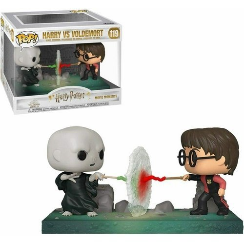 #119 - Harry vs Voldemort  (Stato: Nuovo)