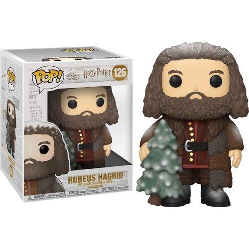 #126 - Rubeus Hagrid  (Stato: Nuovo)