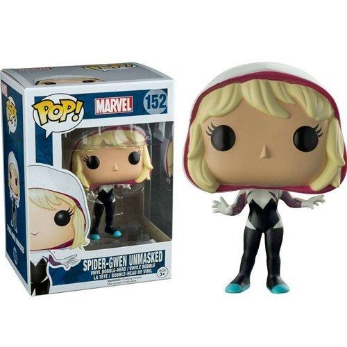 #152 - Spider-Gwen Senza Maschera  (Stato: Nuovo)