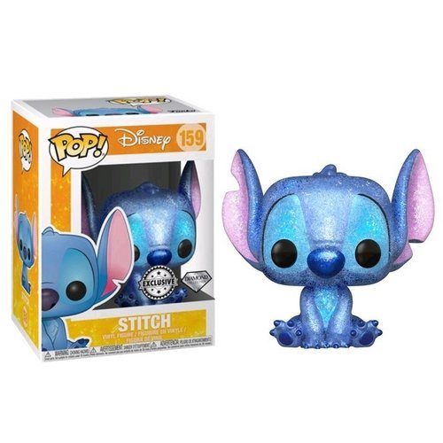 #159 - Stitch (Glitter)  (Stato: Nuovo)