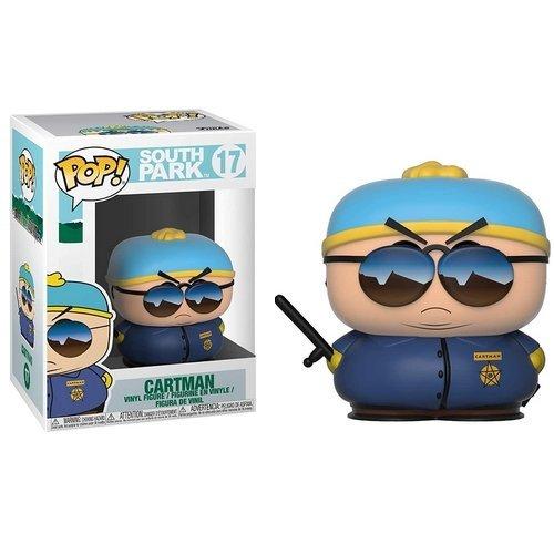 #17 - Cartman  (Stato: Nuovo)