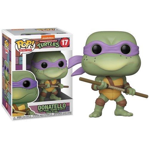 #17 - Donatello  (Stato: Nuovo)