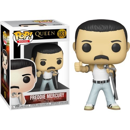 #183 - Freddie Mercury (Radio Gaga)  (Stato: Nuovo)