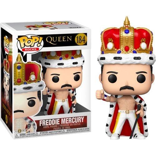 #184 - Freddie Mercury (King)  (Stato: Nuovo)
