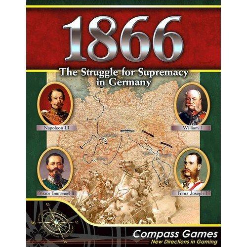1866: The Struggle for Supremacy in Germany  (Lingua: Inglese - Stato: Nuovo)