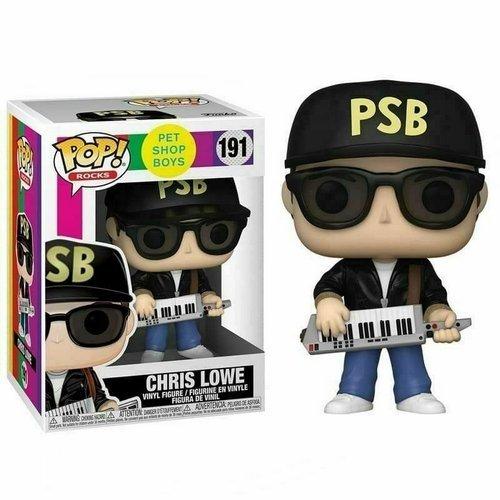 #191 - Chris Lowe  (Stato: Nuovo)