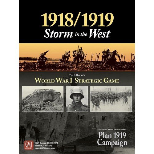 1918/1919: Storm in the West  (Lingua: Inglese - Stato: Nuovo)