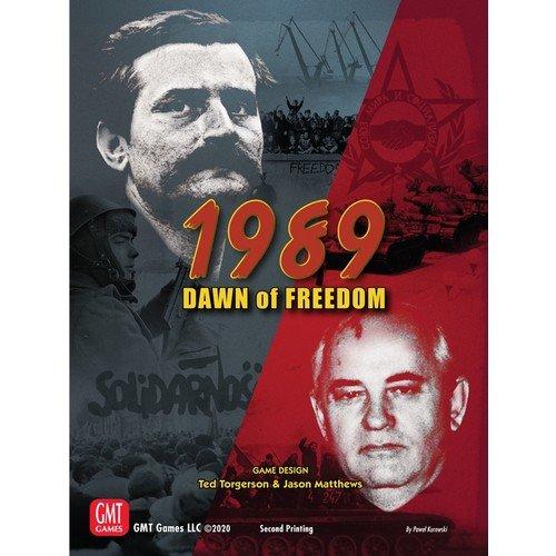 1989, Dawn of Freedom  (Lingua: Inglese - Stato: Nuovo)
