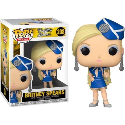 #208 - Britney Spears (Toxic)  (Stato: Nuovo)