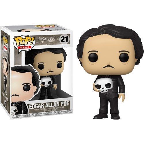 #21 - Edgar Allan Poe  (Stato: Nuovo)