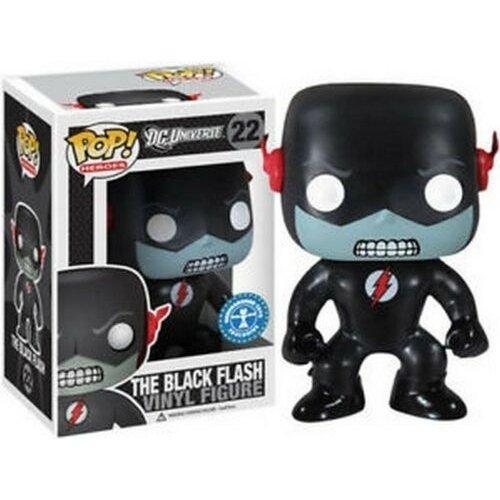 #22 - The Black Flash  (Stato: Nuovo)
