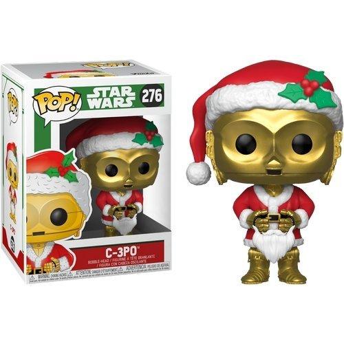#276 - C-3PO (Natale)  (Stato: Nuovo)