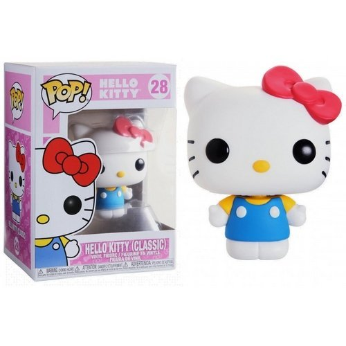 #28 - Hello Kitty (Cassic)  (Conditions: New)