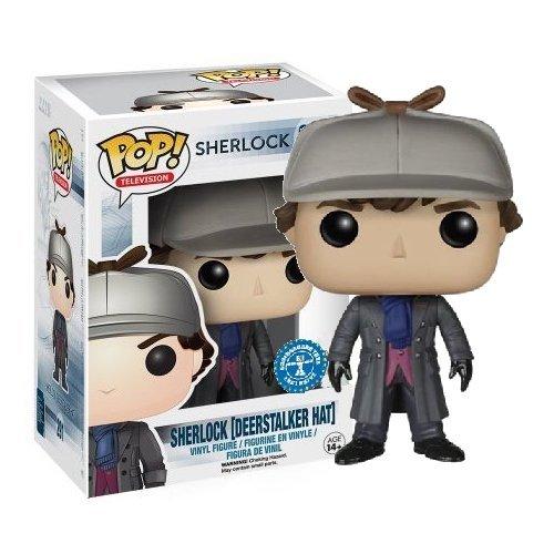 #291 - Sherlock (Deerstalker Hat)  (Stato: Nuovo)