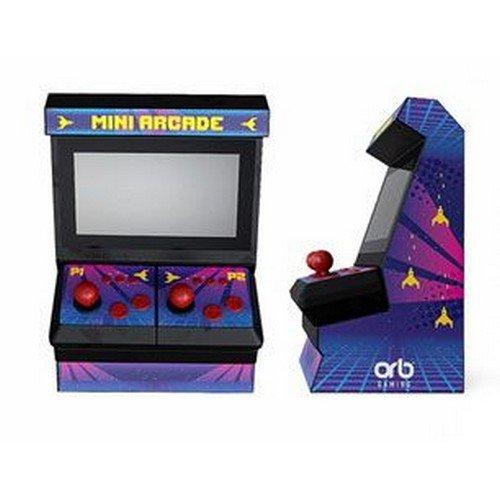 ORB 300in1 Mini Arcade Machine 18 cm  (Lingua: Inglese - Stato: Nuovo)