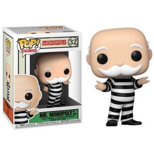 #32 - Mr. Monopoly in Jail  (Stato: Nuovo)