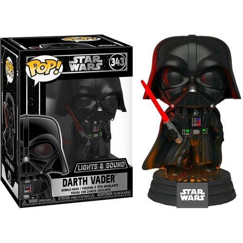 #343 - Darth Vader (Luci e Suoni)  (Stato: Nuovo)