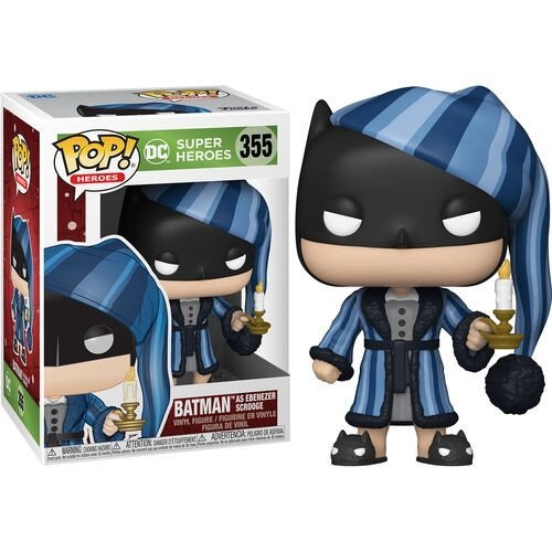 #355 - Batman come Ebenezer Scrooge  (Stato: Nuovo)