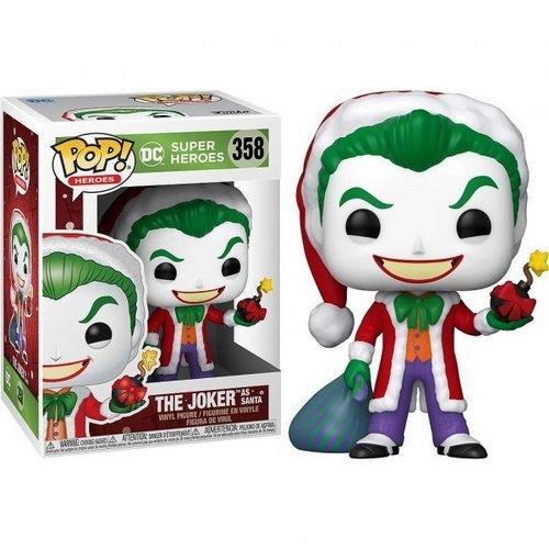 #358 - The Joker come Babbo Natale  (Stato: Nuovo)