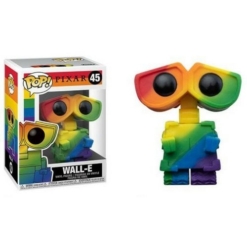 #45 - Wall-E (Pride Month 2021)  (Conditions: New)