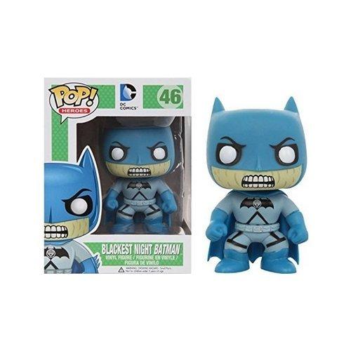 #46 - Blackest Night Batman  (Stato: Nuovo)