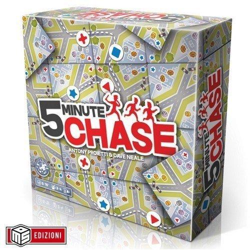 5 Minute Chase  (Lingua: Italiano - Stato: Usato Ottime Condizioni)