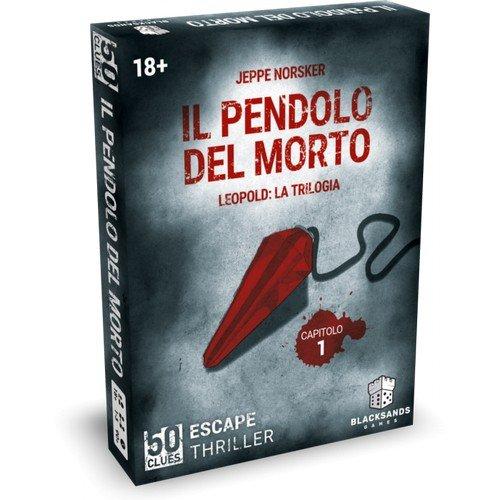 50 Clues, Leopold: 1 Il Pendolo del Morto  (Lingua: Italiano - Stato: Nuovo)