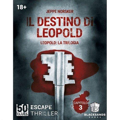 50 Clues, Leopold: 3 Il Destino di Leopold  (Lingua: Italiano - Stato: Nuovo)