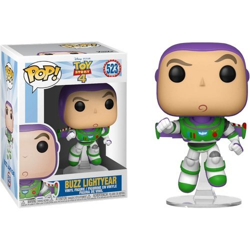 #523 - Buzz Lightyear  (Conditions: New)