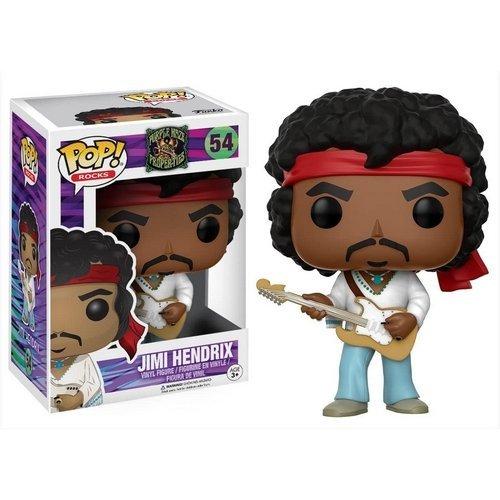 #54 - Jimi Hendrix  (Stato: Nuovo)