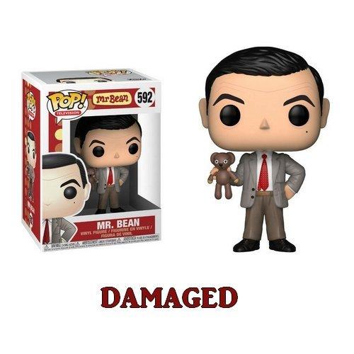 #592 - Mr. Bean  (Stato: Nuovo con Scatola Danneggiata)