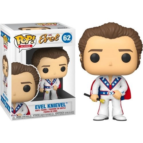 #62 - Evel Knievel  (Stato: Nuovo)