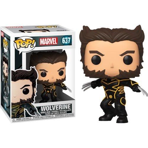 #637 - Wolverine  (Stato: Nuovo)