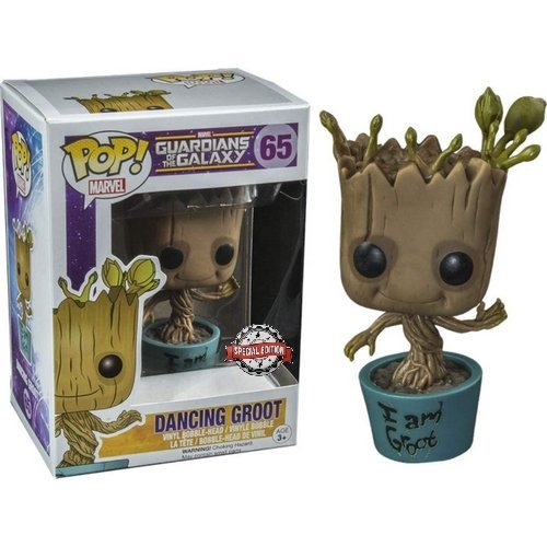 #65 - Dancing Groot  (Stato: Nuovo)