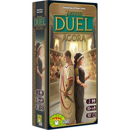 7 Wonders Duel: Agora  (Lingua: Italiano - Stato: Nuovo)