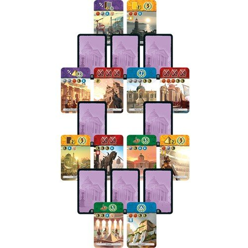 7 Wonders Duel  (Lingua: Italiano - Stato: Nuovo)